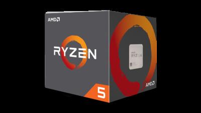 Procesador AMD Ryzen 5 1400