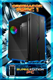 Ordenador Personalizado AMD4 Ryzen-SSPC1