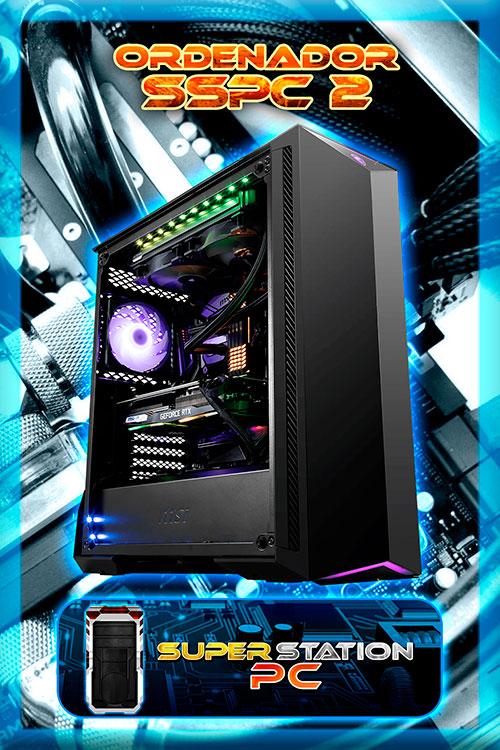 Ordenador Personalizado AMD4 Ryzen-SSPC2