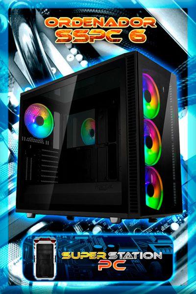 Ordenador Personalizado Intel i7-SSPC6