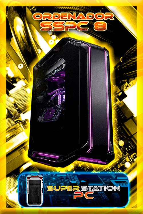 Ordenador Personalizado Gaming Intel-i7-SSPC8