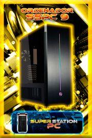 Ordenador Gaming Personalizado AMD4-Ryzen-SSPC9