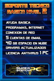 Soporte Tecnico Informatico Nivel 2