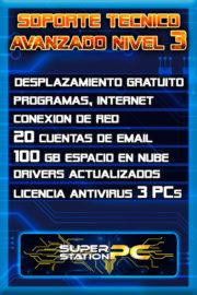 Soporte Tecnico Informatico Nivel 3