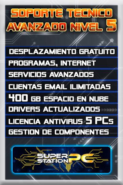 Soporte Tecnico Informatico Nivel 5