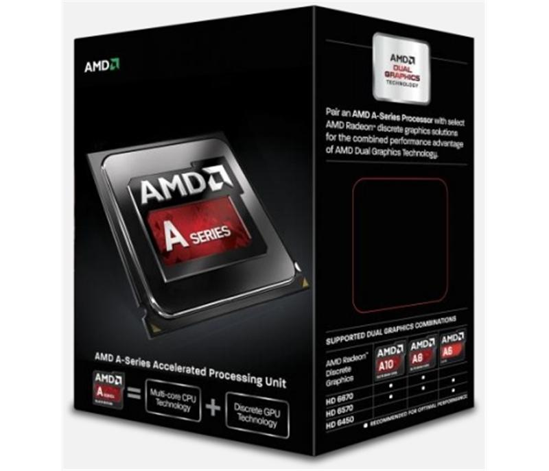 AMD A10-6800K 4.4 Ghz Socket FM2 Boxed – Procesador