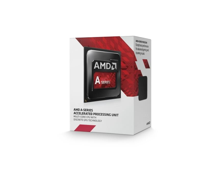 AMD A10-7800 3.5 Ghz Socket FM2+ Boxed – Procesador