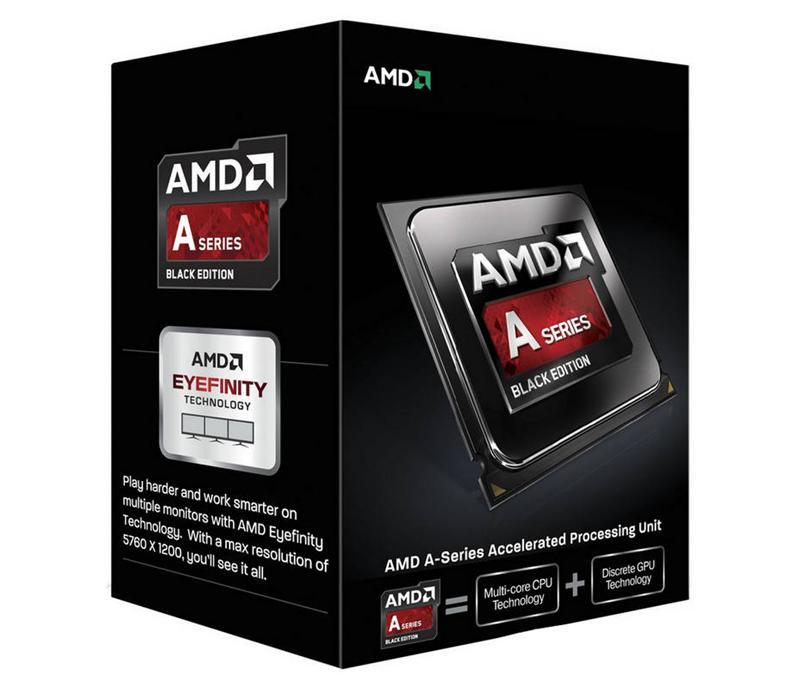 AMD A10-7850K 3.7 Ghz FM2+ Boxed – Procesador