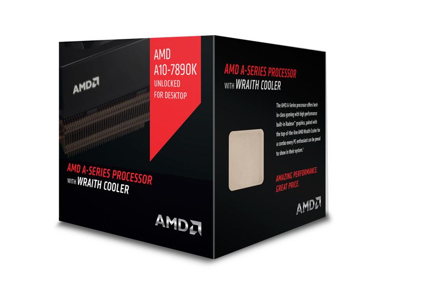 AMD A10-7890K 4,1 GHz Socket FM2+ Boxed – Procesador