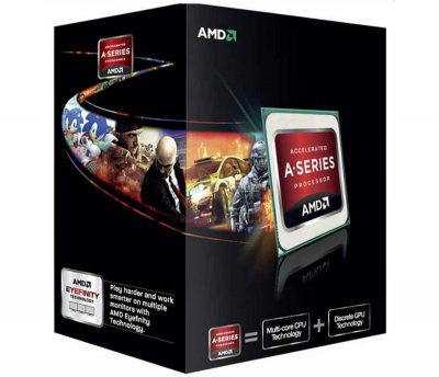 AMD A4-6320 3.8 Ghz Socket FM2 Boxed - Procesador