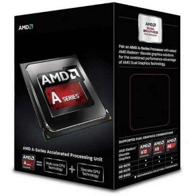 AMD A4-7300 4.0 Ghz Socket FM2 Boxed - Procesador