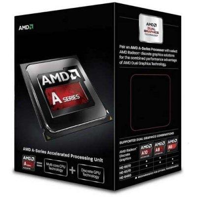 AMD A4-7300 4.0 Ghz Socket FM2 Boxed – Procesador
