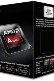 AMD A6-6420K 4.2 Ghz Socket FM2 Boxed - Procesador