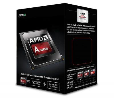 AMD A6-7400K 3.5 Ghz Socket FM2+ Boxed - Procesador
