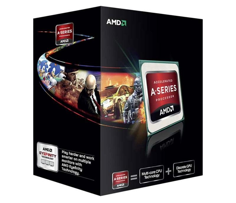 AMD A8-5600K 3.6 Ghz Socket FM2 Boxed – Procesador