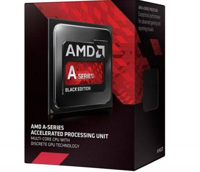 AMD A8-7600 3.3 Ghz Socket FM2+ Boxed - Procesador