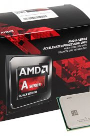AMD A8-7670K 3.6 GHz Socket FM2+ Box - Procesador
