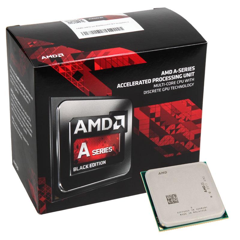 AMD A8-7670K 3.6 GHz Socket FM2+ Box – Procesador