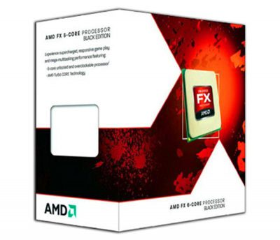AMD FX-6350 3.9 Ghz Socket AM3+ Boxed - Procesador