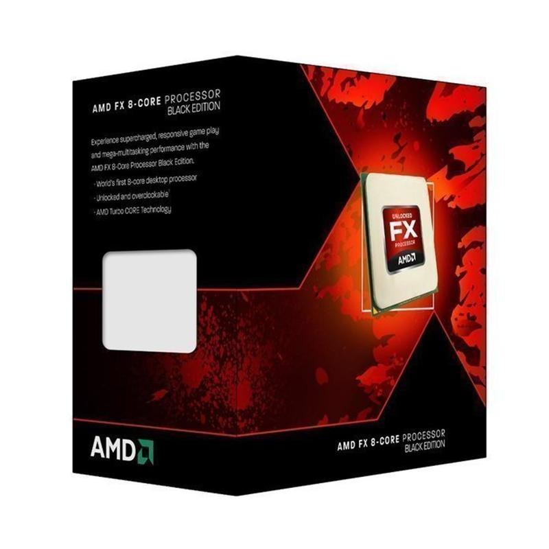 AMD FX-8320E 3.2 Ghz Socket AM3+ Boxed – Procesador