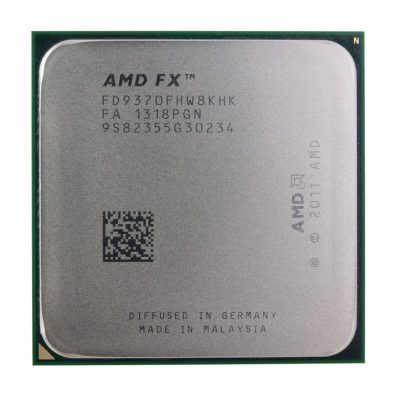AMD FX-9370 4.4 Ghz Socket AM3+ Boxed - Procesador