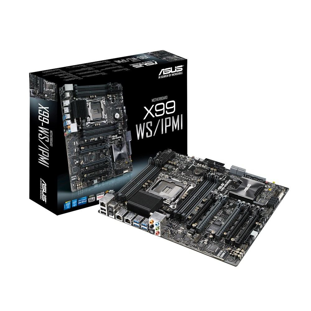 Asus x99-ws-ipmi