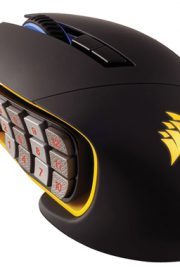 Corsair Gaming Scimitar Pro Negro-Amarillo