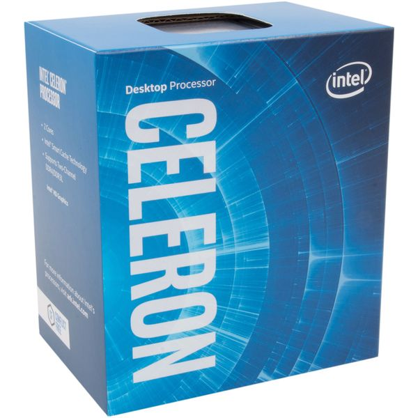 Intel Celeron G3930 2.9 GHz Socket 1151 Boxed – Procesador