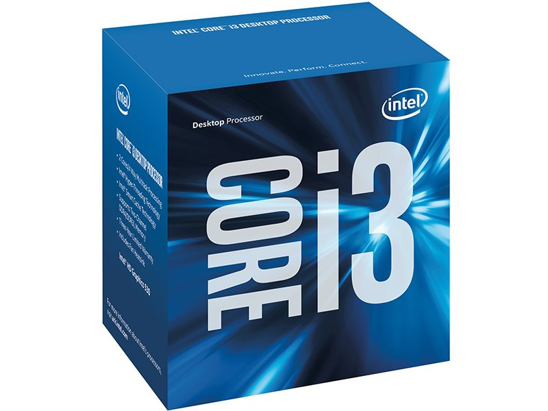 Intel Core i3-6100 3.7 GHz Socket 1151 Boxed – Procesador