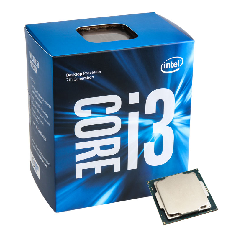 Intel Core i3-7320 4.1 GHz Sockel 1151 Boxed – Procesador