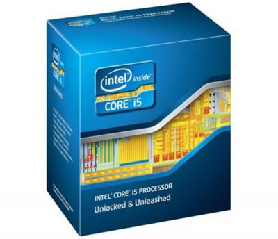 Intel Core i5 4690K 3.5 Ghz Socket 1150 Boxed - Procesador