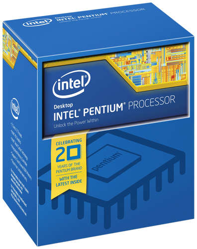 Intel Pentium G4520 3.6 Ghz Socket 1151 Boxed - Procesador
