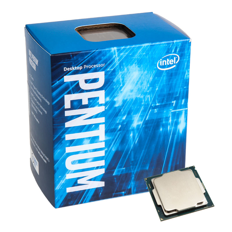 Intel Pentium G4600 3.6 GHz Socket 1151 Boxed – Procesador