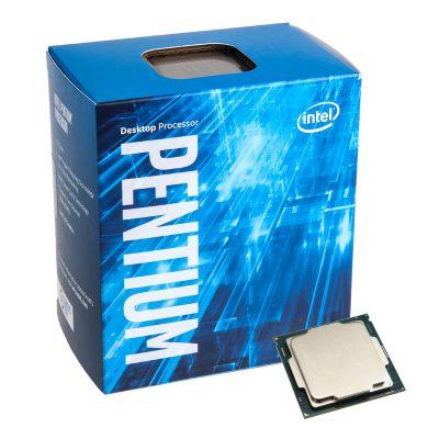 Intel Pentium G4620 3.7 GHz Sockel 1151 Boxed - Procesador