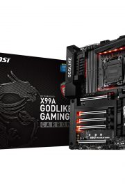 MSI x99a Godlike Gaming Carbon Extendida