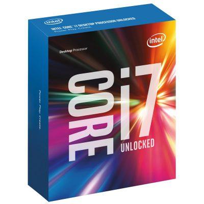 Procesador Intel Core i7-6700K