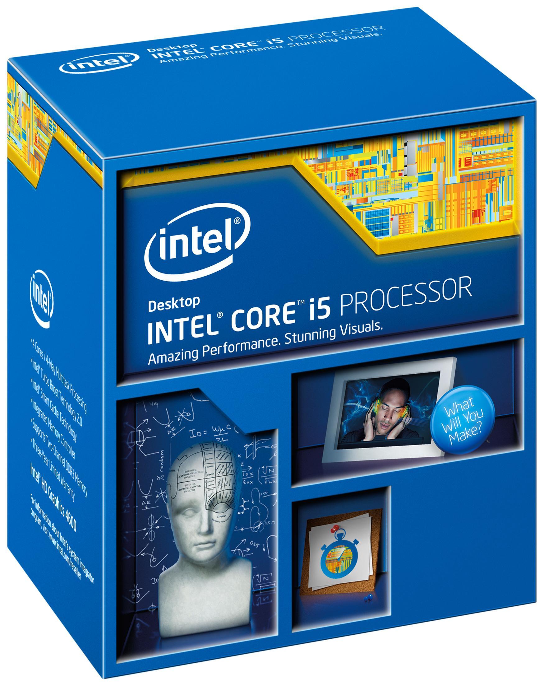 Intel Core i5 4570T 2.9 Ghz Socket 1150 Boxed – Procesador