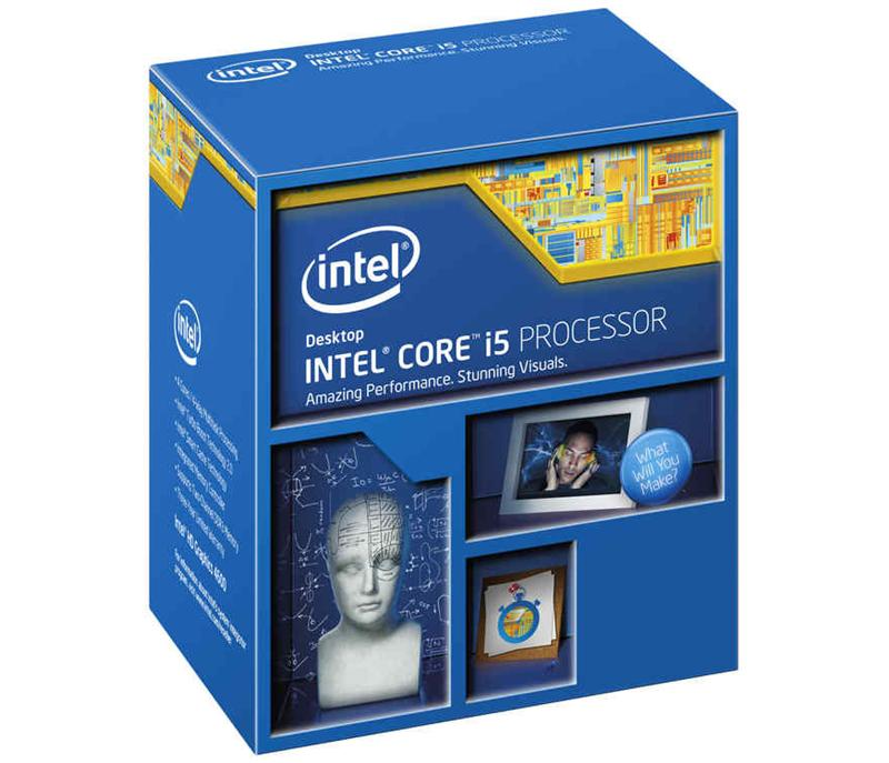 Intel Core i5 4590 3.3 Ghz Socket 1150 Boxed – Procesador