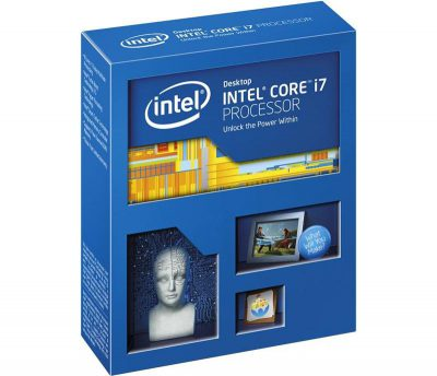 Intel Core i7-4820K 3.7 Ghz
