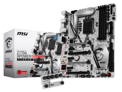 MSI Z170A XPOWER GAMING TITANIUM EDITION 01