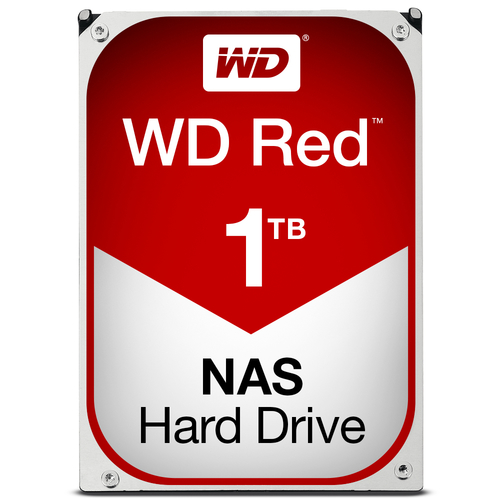 Disco Duro WD Red 1TB