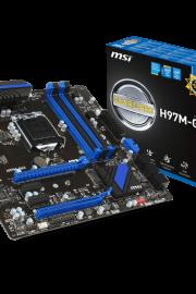 MSI H97M-G43