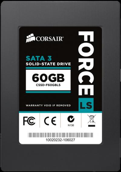 ssd corsair force ls 60gb