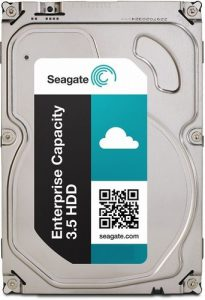 Seagate Enterprise 3.5 2TB 2000GB Serial Attached SCSI-SAS