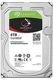 Seagate IronWolf Pro 6TB 6000GB Serial ATA III