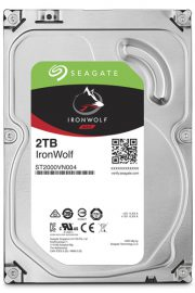 Seagate Nas hdd IronWolf 2tb 2000gb Serial Ata III