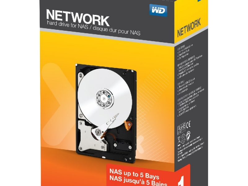 Western Digital 1TB Network NAS