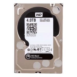 Western Digital 4TB Desktop Performance