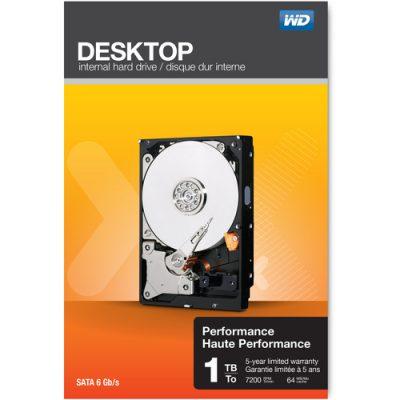 Western Digital Desktop Performance 1TB
