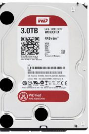 Western Digital Red 3TB SATA 6 Gbs